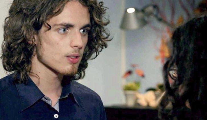Vittorio e Alex in Un posto al sole soap opera, Credits Rai
