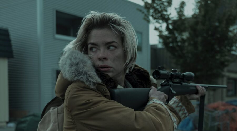 Jaime King Interpreta Rose In Black Summer. Credits: Michelle Faye Fraser/Netflix