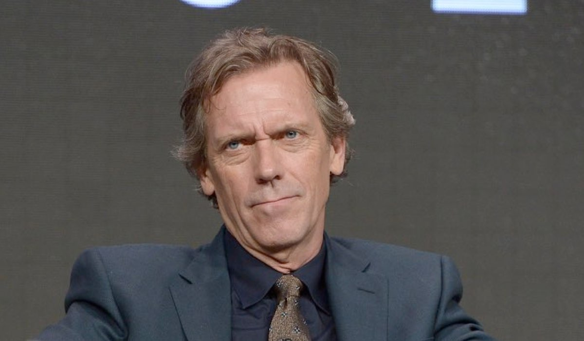 Hugh Laurie Credits Getty Images