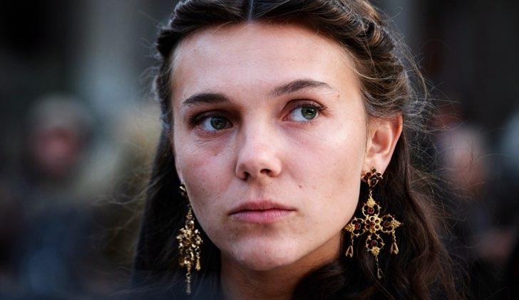 I Medici 3 Nel Nome della Famiglia SYNNØVE KARLSEN è Clarice Orsini Credits RAI