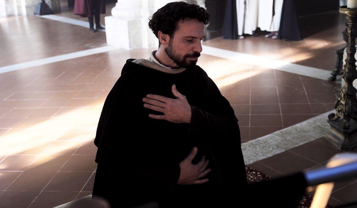 I Medici 3 Savonarola Credits RAI e Fabio Lovino