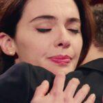 Il Paradiso delle Signore 4 Clelia Calligaris interpretata da Enrica Pintore e Luciano Cattaneo interpretato da Giorgio Lupano nella puntata 68 Credits RAI