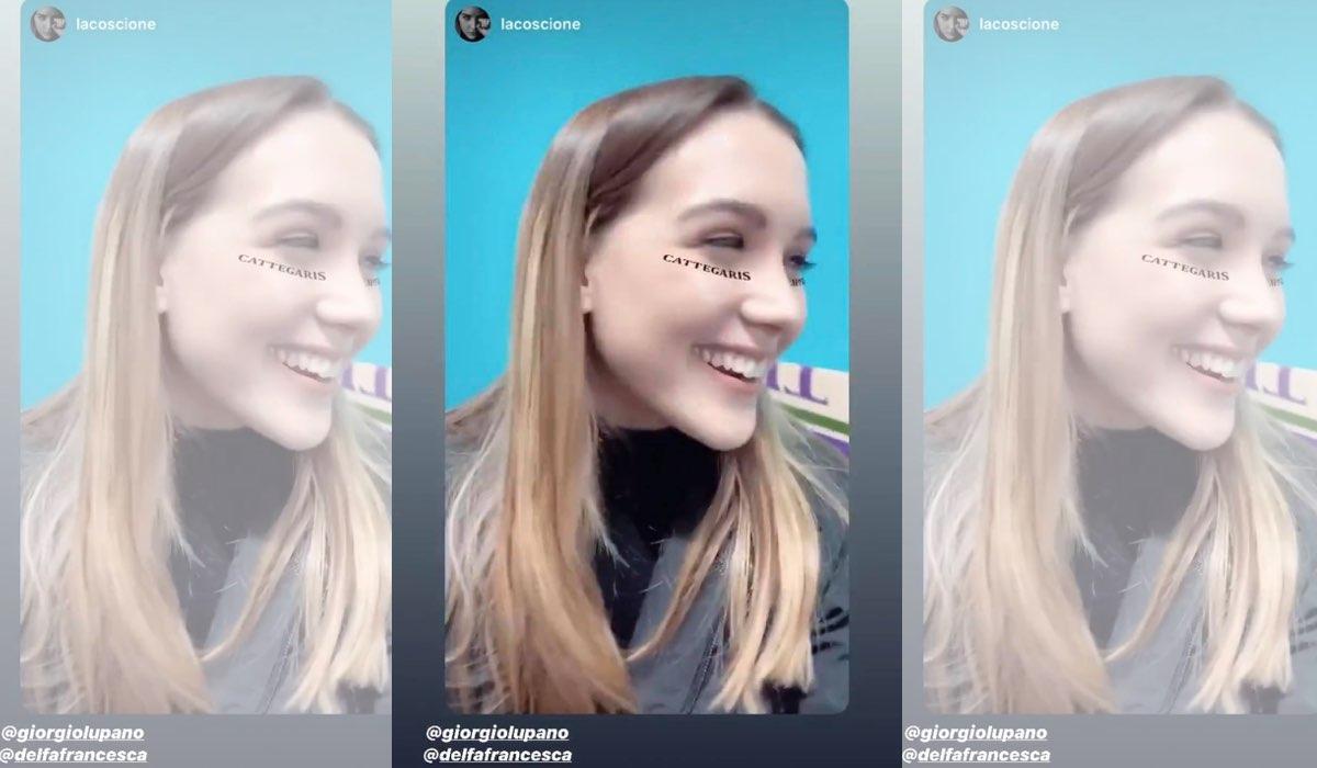 Il Paradiso delle Signore 4 Ludovica Coscione shippa i Cattegaris Instagram Stories di Enrica Pintore del 10 dicembre 2019
