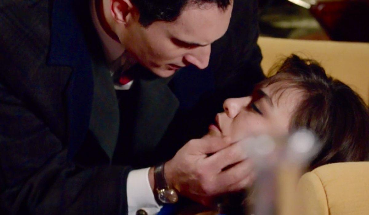Il Paradiso delle Signore 4 Marta perde il bambino nella puntata 60 e Vittorio la trova svenuta Credits RAI