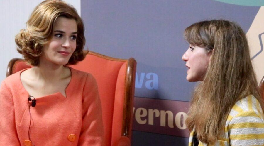 Il Paradiso delle Signore Daily 2 Intervista a Ilaria Rossi