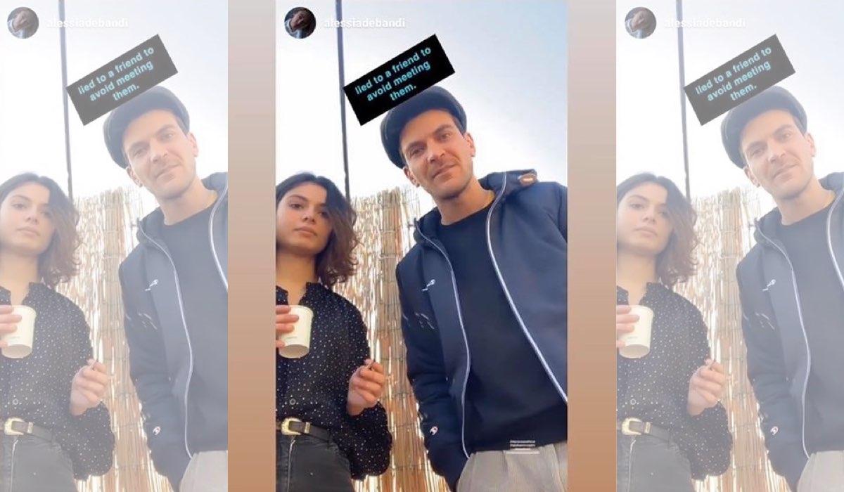 Il Paradiso delle Signore attori insieme fuori dal set nelle IG Stories di Alessia Debandi, ricondivisa da Neva Leoni 11 gennaio 2020