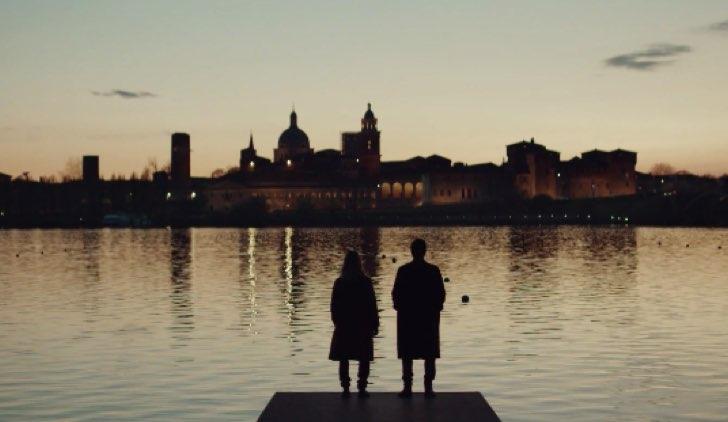 Il Processo fiction Credits Mediaset
