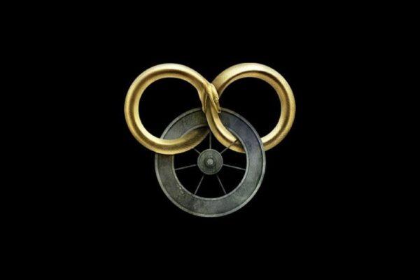 Il logo della serie Amazon Wheel of Time Credits @WoTonPrime su Twitter
