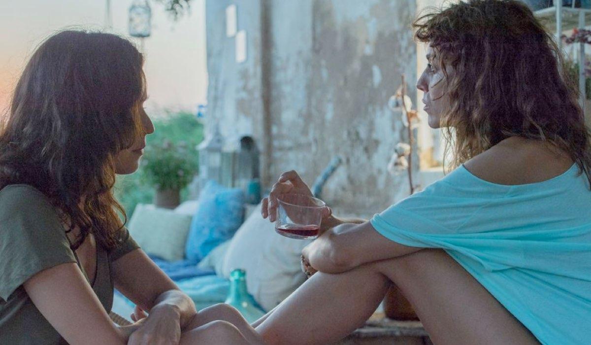Il molo rosso 2 serie tv Credits Movistar+ e RAI