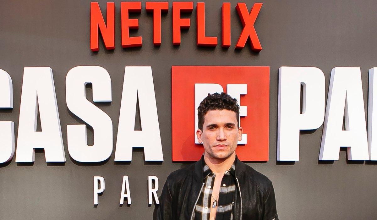 La Casa di Carta 4 uscita su Netflix il 3 aprile 2020, qui Jaime Llorente al red carpet della stagione 3 Credits Pablo Cuadra e Getty Images