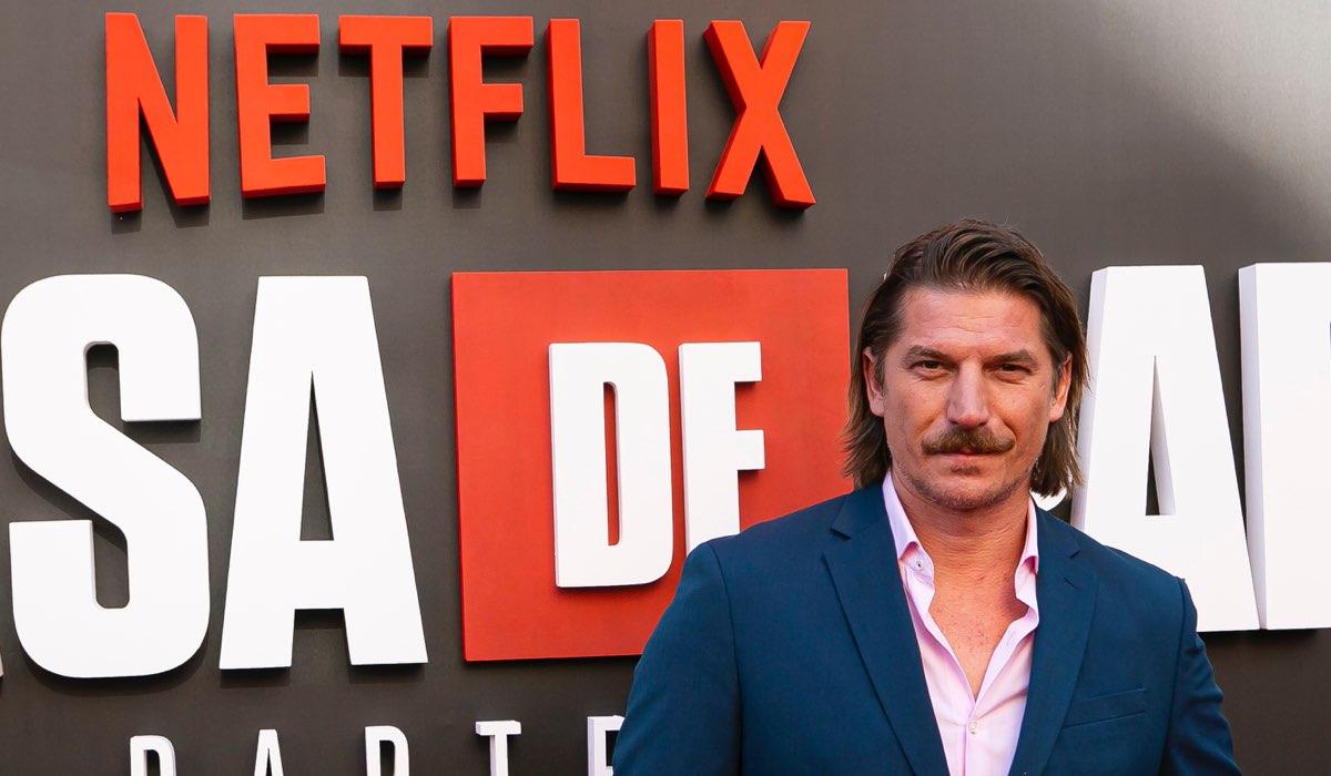 La Casa di Carta 4 uscita su Netflix il 3 aprile 2020, qui Luka Perosal red carpet della stagione 3 Credits Pablo Cuadra e Getty Images