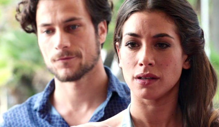 Paolo Bernardini è Francesco Ricci, qui con Giulia Michelini interprete della protagonista in Rosy Abate - La Serie Credits Mediaset