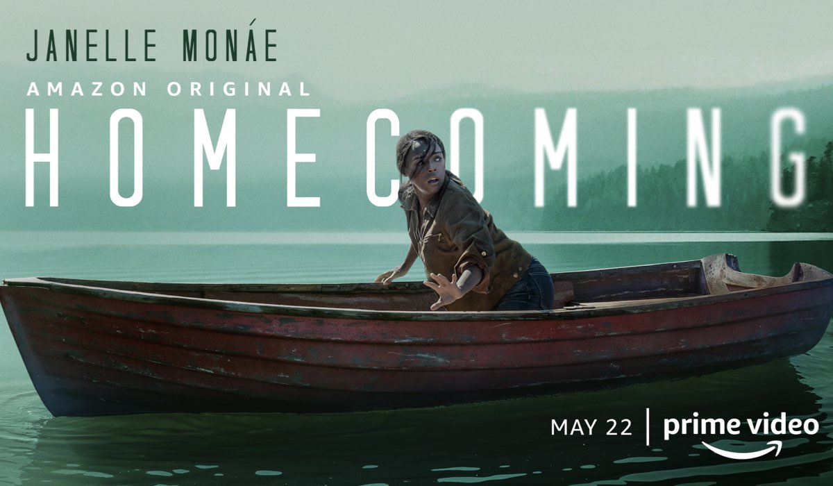 Poster di Homecoming 2. Credits Amazon Prime Video