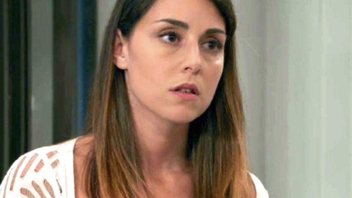 Serena in Un posto al sole, soap opera Credits Rai