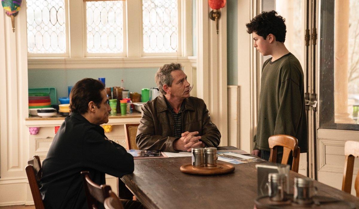 The Outsider serie tv tratta dal libro di Stephen King, nel cast anche Ben Mendelsohn nei panni di Ralph Anderson Credits HBO e SKY