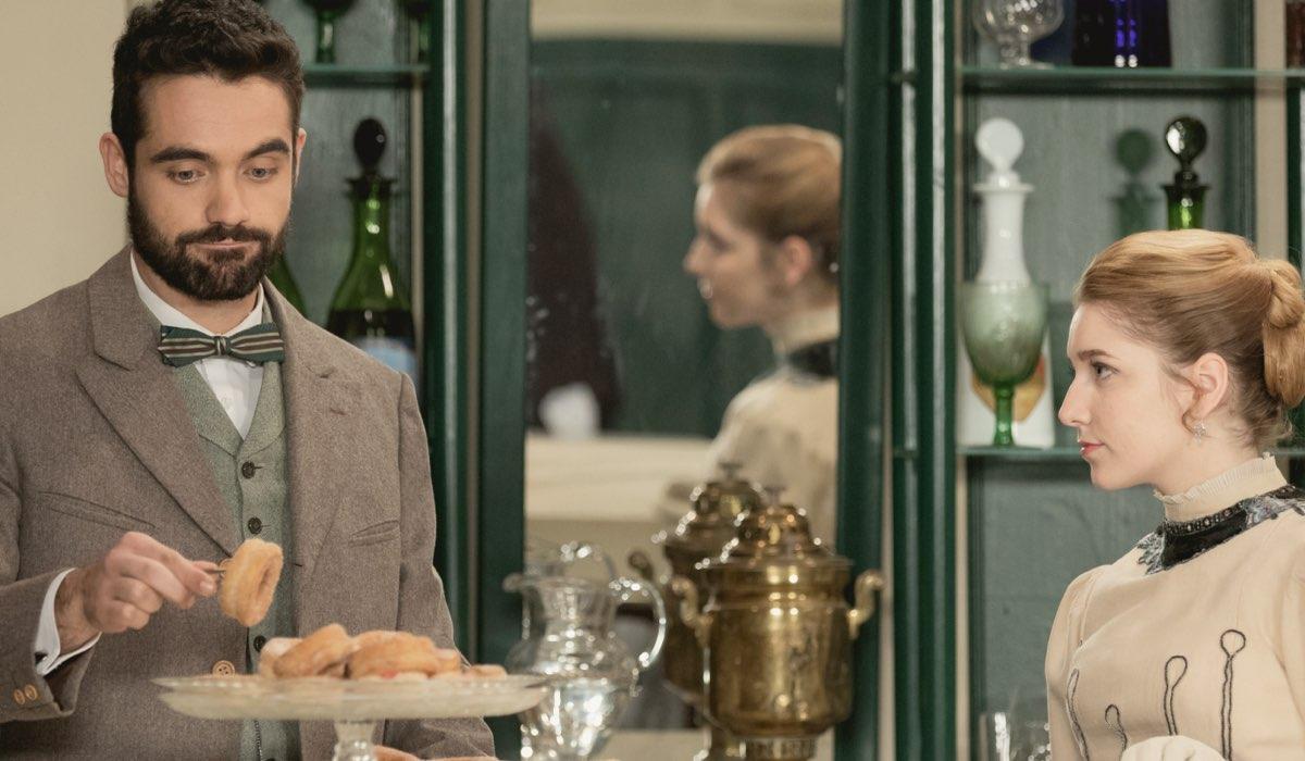 Una Vita soap opera Credits Mediaset e Boomerang tv