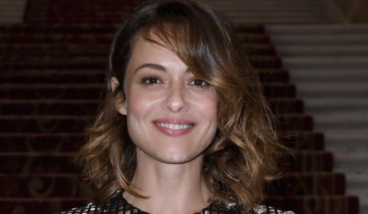Valeria Bilello durante il The Balmain show, Credits Jacopo Raule e Getty Images