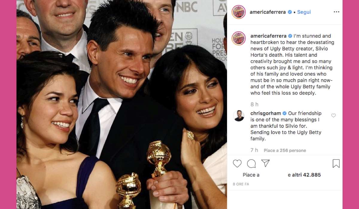 America Ferrera Instagram