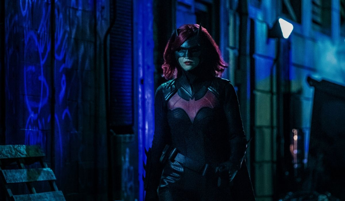 Batwoman serie tv Credits Mediaset e The CW