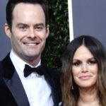 Bill Hader Rachel Bilson GettyImages