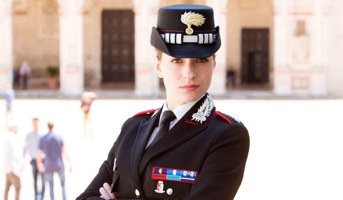 Don Matteo 12 Anna Olivieri interpretata da Maria Chiara Giannetta Credits RAI e Ph. Luisa Cosentino
