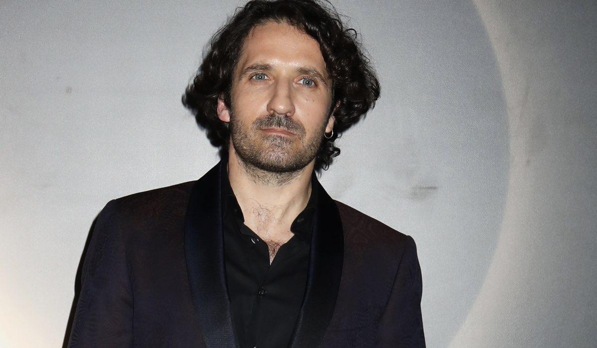 Giandomenico Cupaiuolo alla Premiere di Luna Nera, Credits Elisabetta Villa e Getty Images