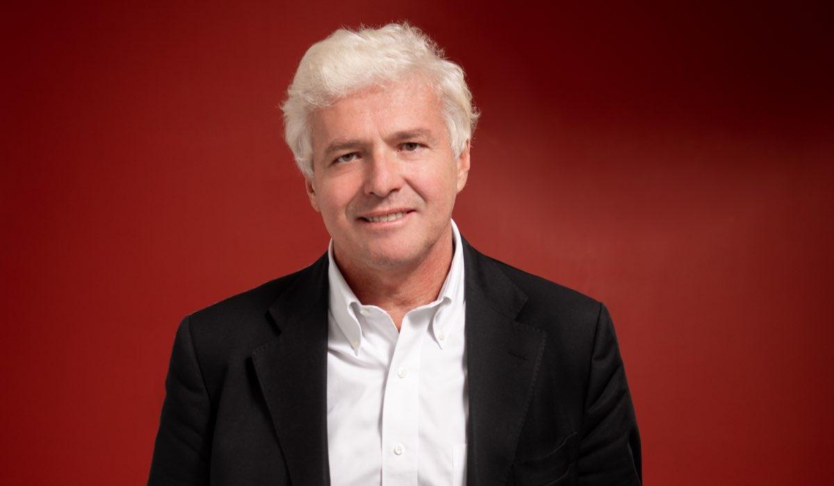 Giannandrea Pecorelli è il fondatore e amministratore delegato di Aurora Tv e produttore de Il Paradiso delle Signore