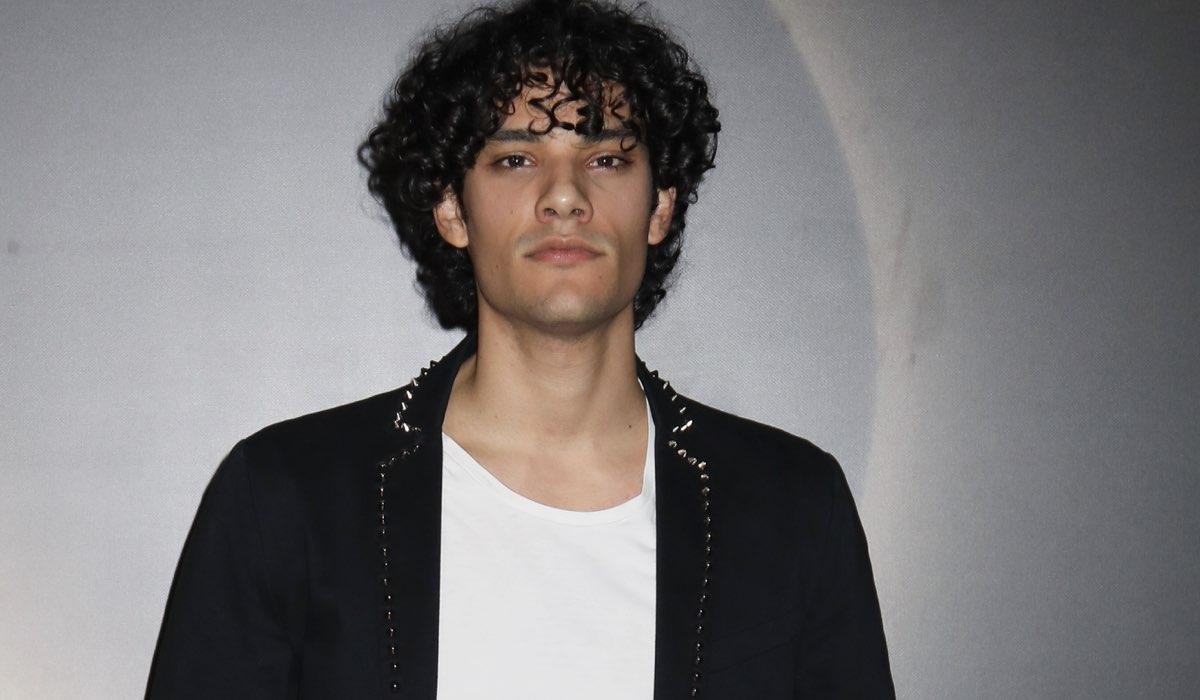 Giorgio Belli alla Premiere di Luna Nera, Credits Elisabetta Villa e Getty Images
