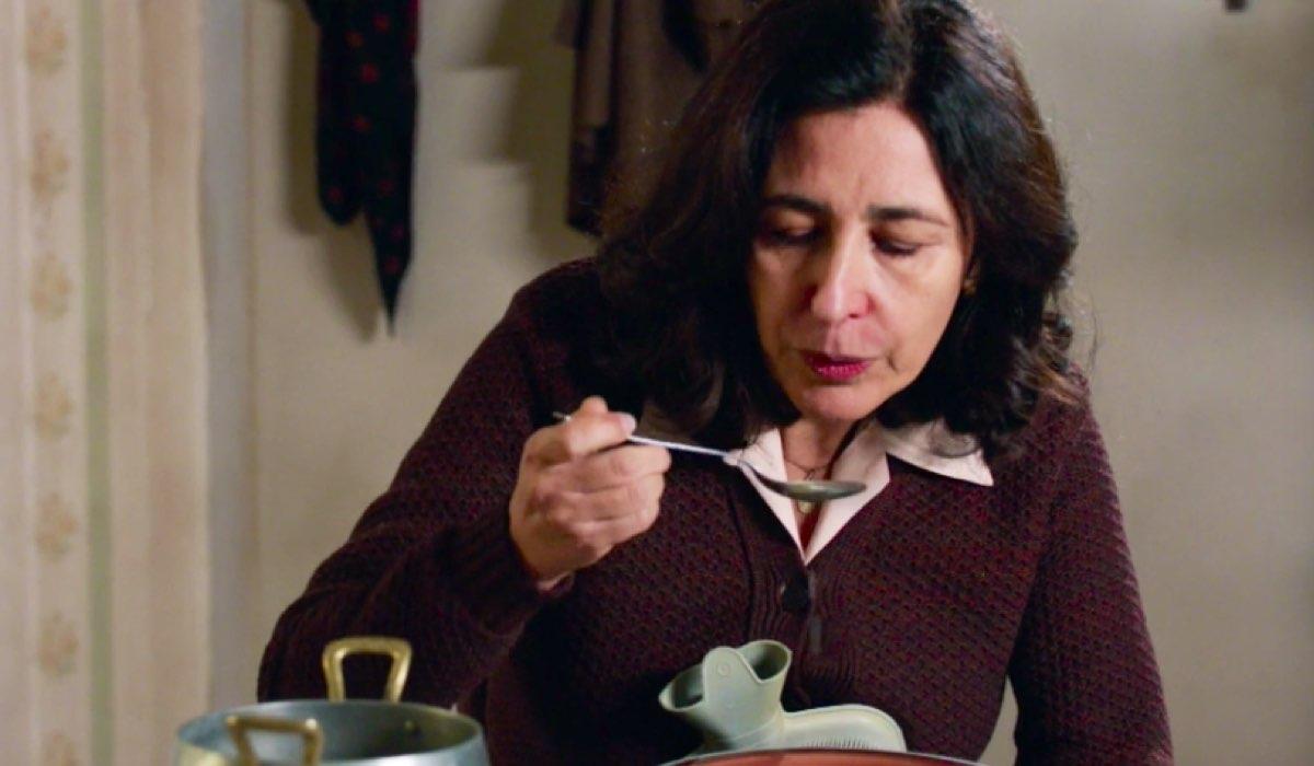 Il Paradiso delle Signore 4 Agnese Amato interpretata da Antonella Attili nella puntata 74 Credits RAI