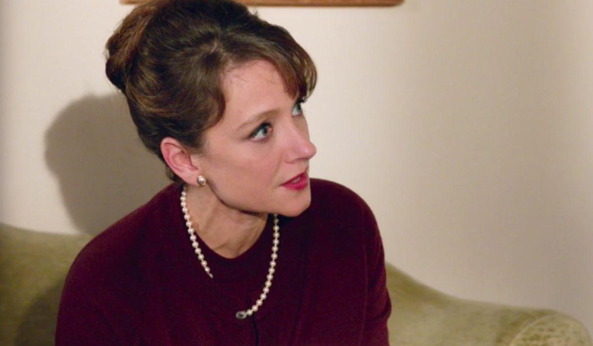 Il Paradiso delle Signore 4 Silvia Cattaneo interpretata da Marta Richeldi nella puntata 59 Credits RAI