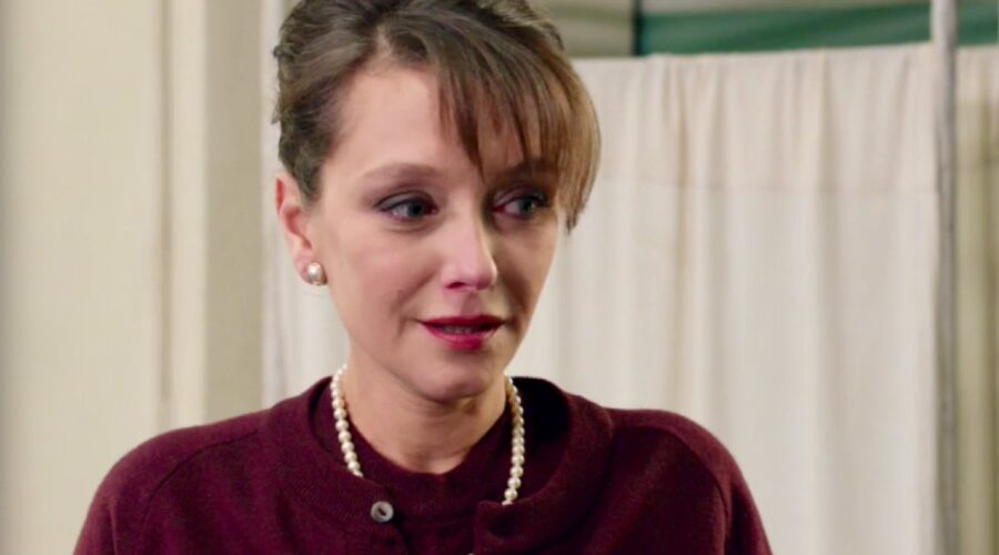 Il Paradiso delle Signore 4 Silvia Cattaneo interpretata da Marta Richeldi nella puntata 72 Credits RAI