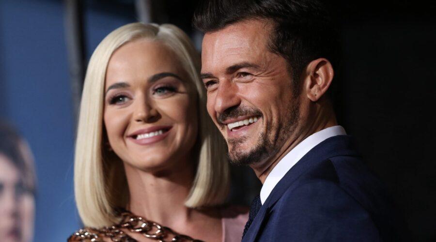 Katy Perry e Orlando Bloom Credits Philip Faraone e Getty Images
