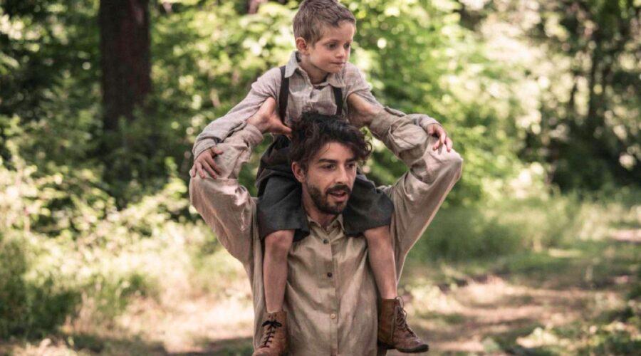 La guerra è finita fiction RAI per la regia di Michele Soavi Credits RAI
