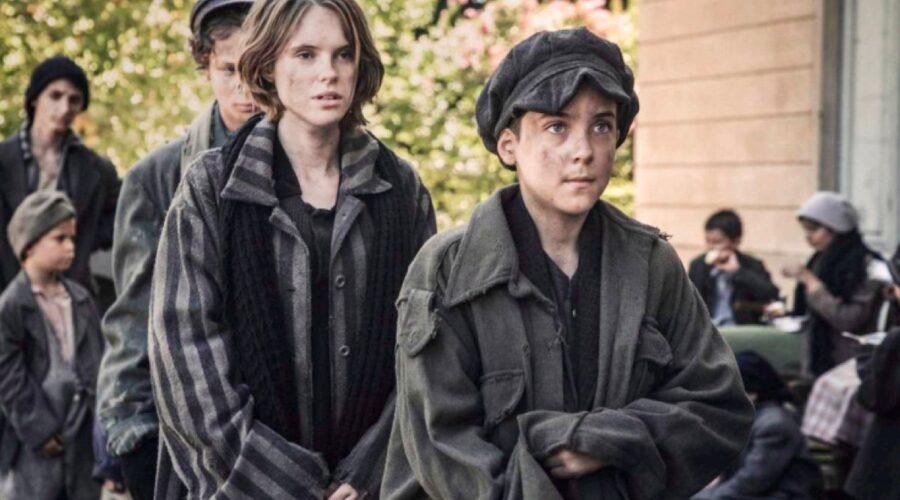 La guerra è finita fiction RAI per la regia di Michele Soavi dal 13 gennaio 2020 in prima tv Credits RAI