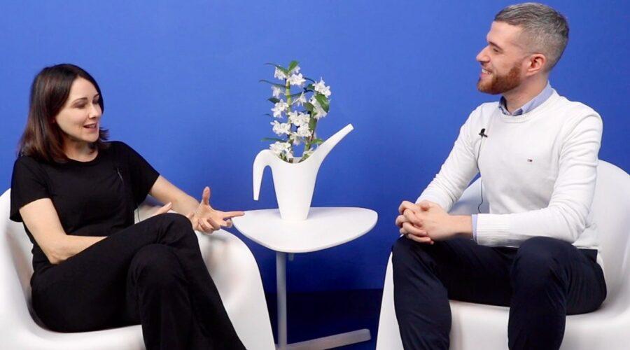 Liberi Tutti intervista a Anita Caprioli