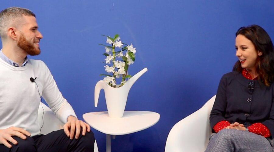 Liberi tutti Intervista a Caterina Guzzanti