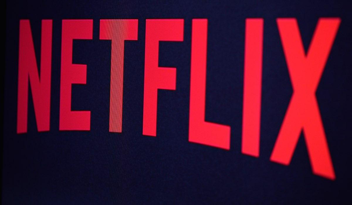 Logo di Netflix mostrato a Parigi in Francia il 19 settembre 2014, Credits Pascal Le Segretain e Getty Images