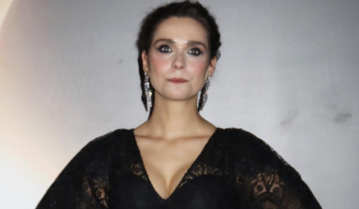 Lucrezia Guidone alla Premiere di Luna Nera, Credits Elisabetta Villa e Getty Images