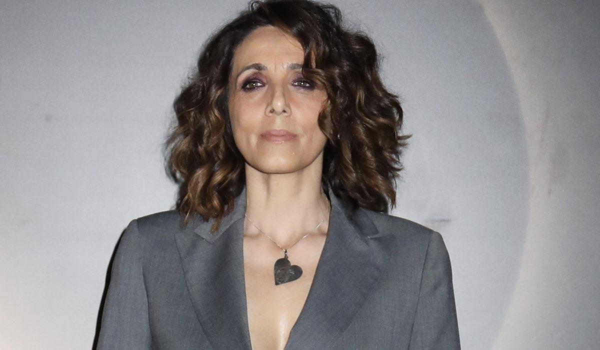 Manuela Mandracchia alla Premiere di Luna Nera, Credits Elisabetta Villa e Getty Images