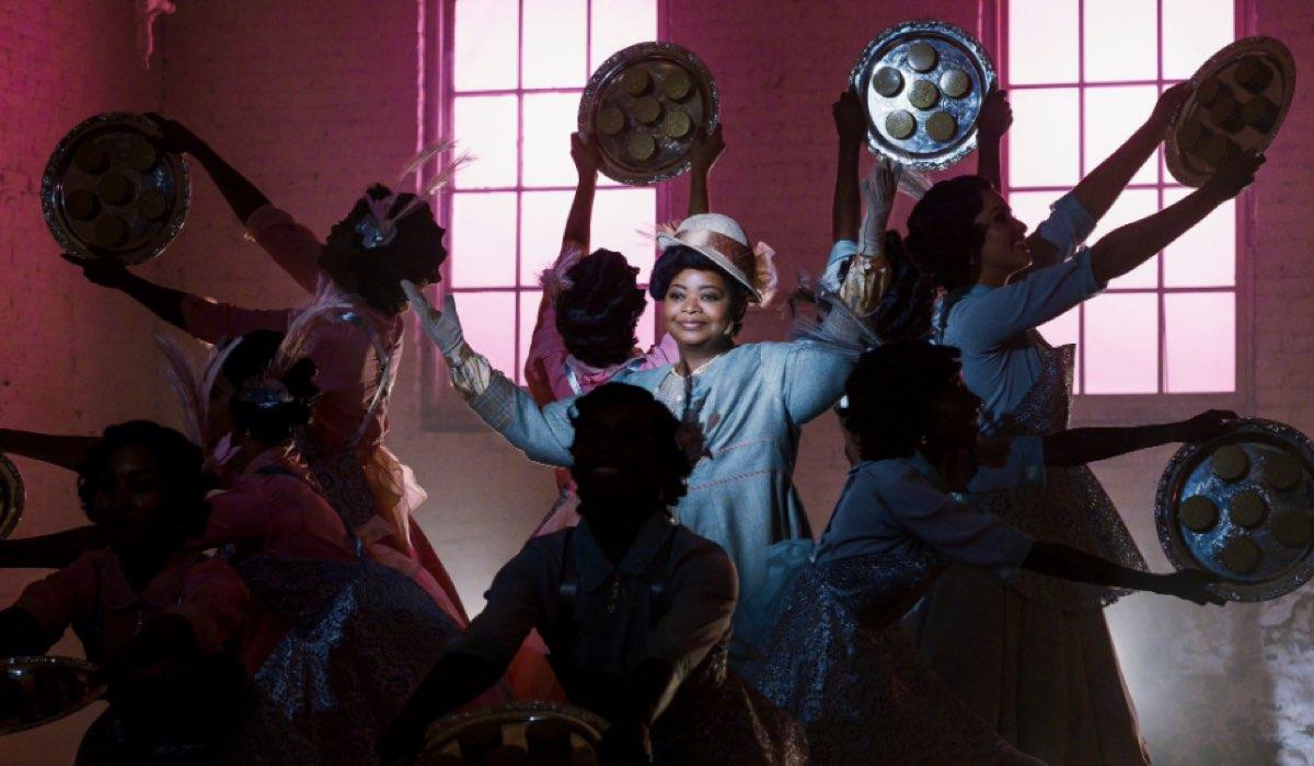 Octavia Spencer nei panni di Madam C.J. Walker nella miniserie Netflix