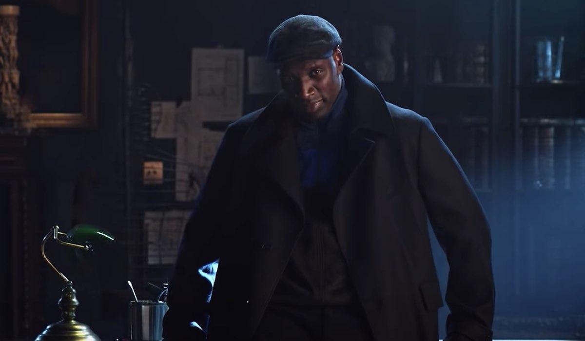 Omar Sy nei panni di Assane Diop nella serie Lupin. Credits: Netflix.