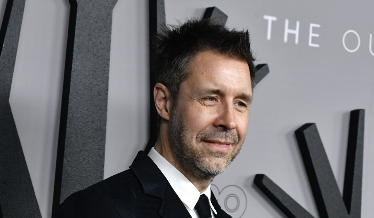L'attore Paddy Considine, Credits: Frazer Harrison/Getty Images.