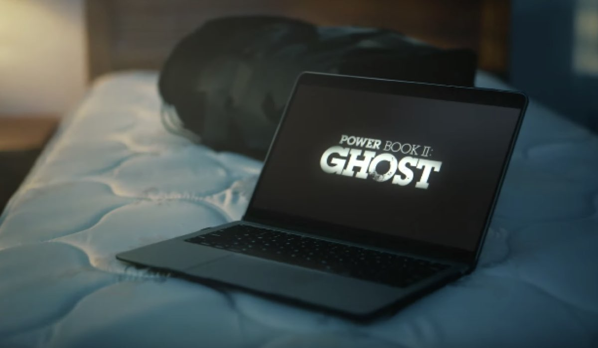 Power Book 2 Ghost nel teaser trailer. Credits Starz