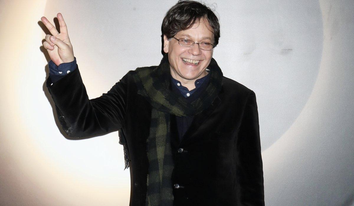 Roberto De Francesco alla Premiere di Luna Nera, Credits Elisabetta Villa e Getty Images