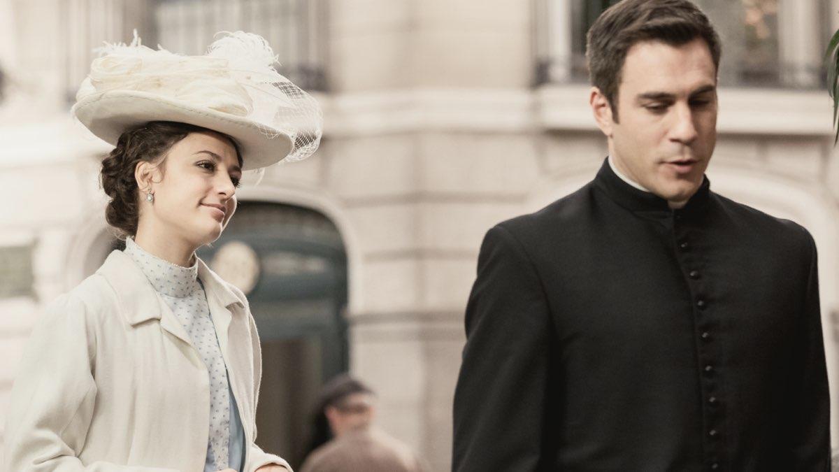 Telmo e Lucia in Una Vita Credits Mediaset e BOOMERANG TV
