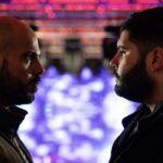 Marco D'Amore e Salvatore Esposito sono Ciro e Genny in Gomorra 5. Ph. credit: Marco Ghidelli/Sky Italia.