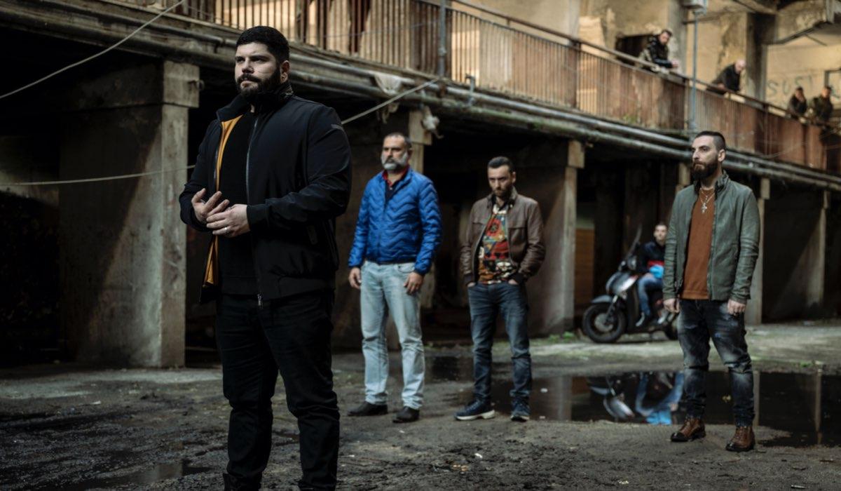 Gennaro Savastano (Salvatore Esposito) in una scena di Gomorra 5. Ph. credit: Marco Ghidelli/Sky Italia.