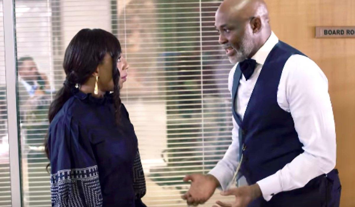 Castle&Castle serie nigeriana Credits EbonyLife TV