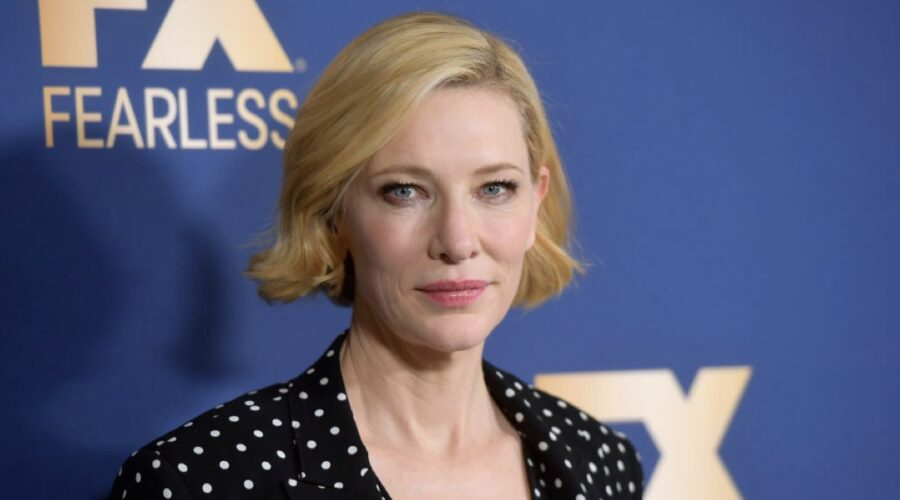 Cate Blanchett. Credits Matt Winkelmeyer/Getty Images