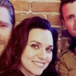 Chad Michael Murray Hilarie Burton e James Lafferty Instagram